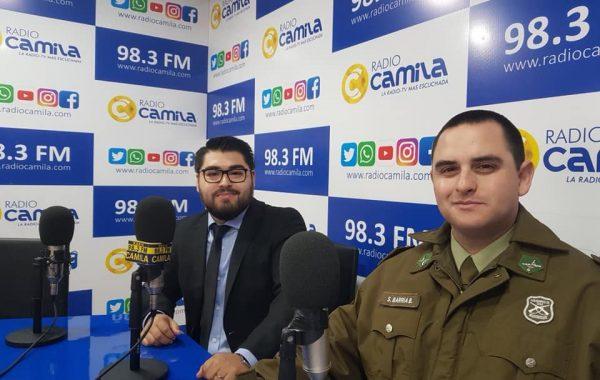 Entrevista en Radio Camila TV