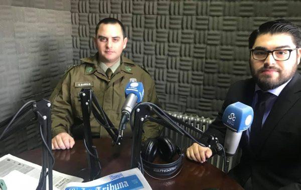Entrevista Radio La Tribuna