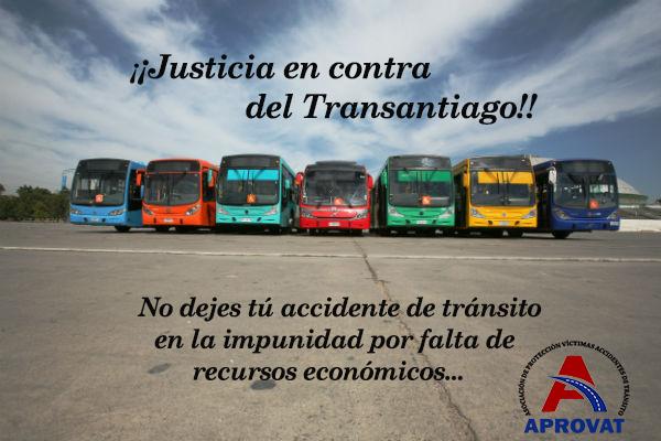 ¿ACCIDENTES CON TRANSANTIAGO-RED?